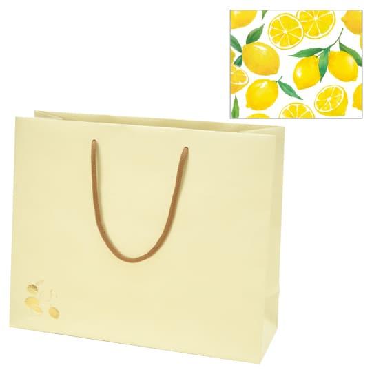 【手提げバッグ】<br /> HB グリタリングレモン L