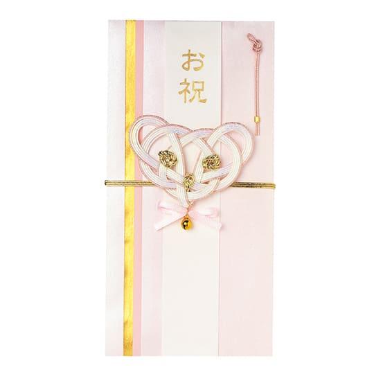 【祝儀袋】<br /> 福くま ピンク