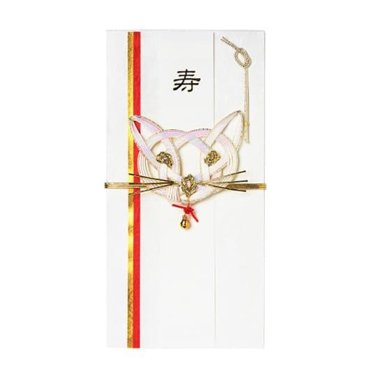【祝儀袋】<br /> 福猫 (ふくねこ)