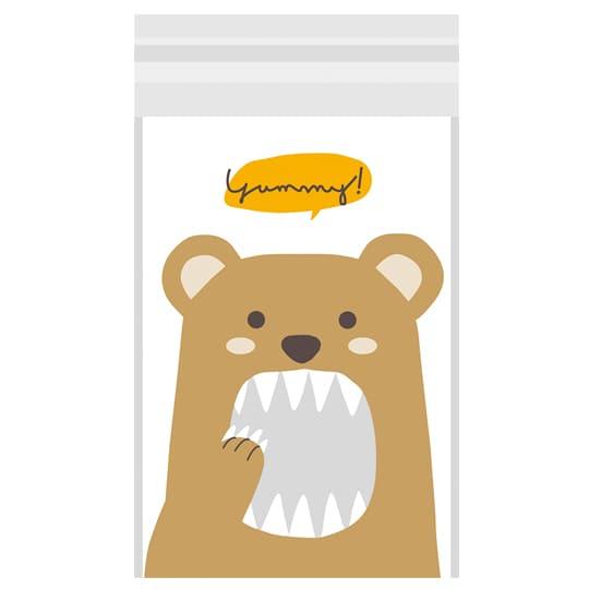 【ラミバッグ】<br /> VBお口いっぱい チャクマ
