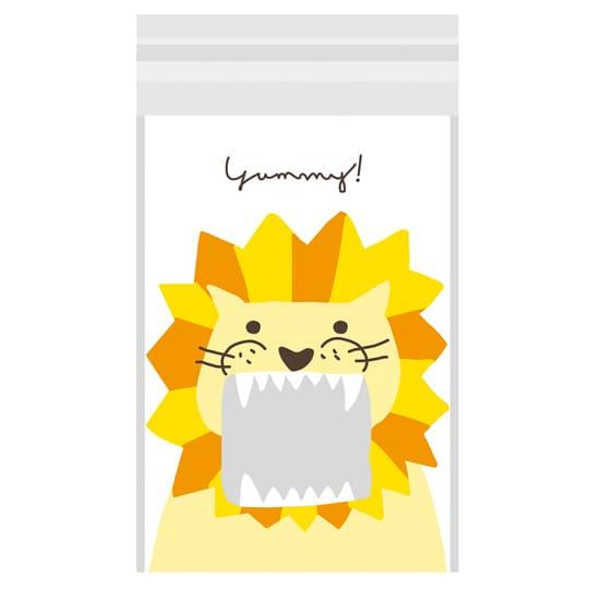 【ビニールバッグ】<br /> VBお口いっぱい ライオン