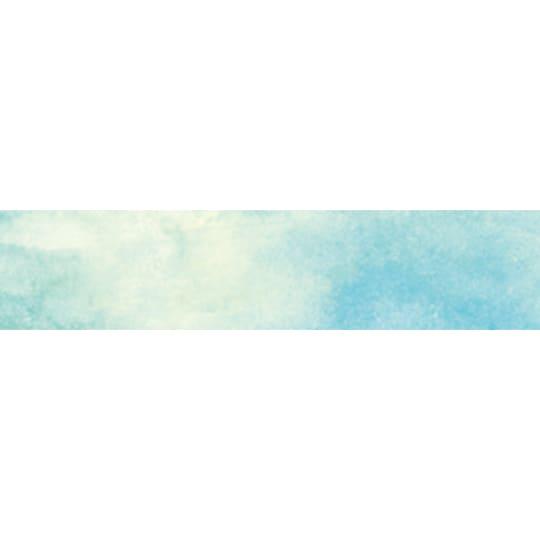 【マスキングテープ】<br /> ウォーターカラー G 15mm