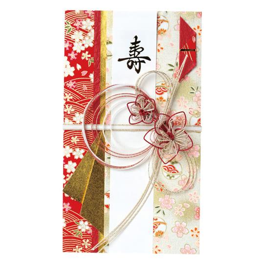 【祝儀袋】<br /> 鞠桜(まりさくら)