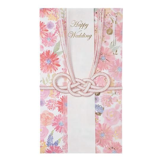 【祝儀袋】 グリタリングピンク