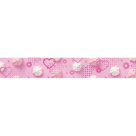 【マスキングテープ】<br /> ピンククリーム 15mm
