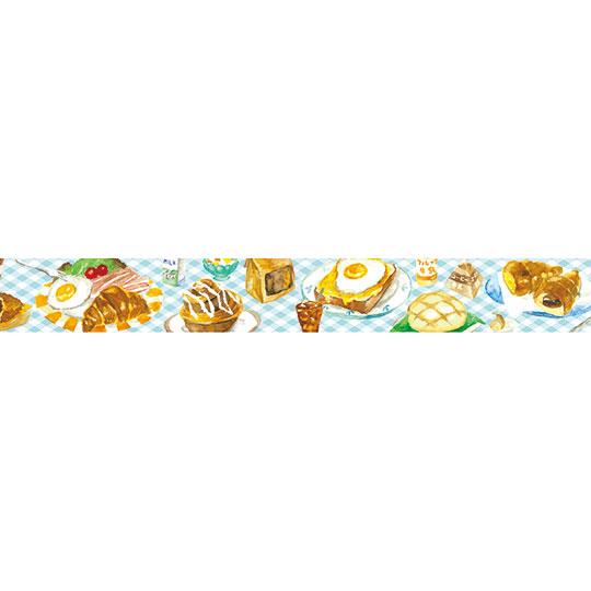 【マスキングテープ】<br /> パン屋さん 15㎜