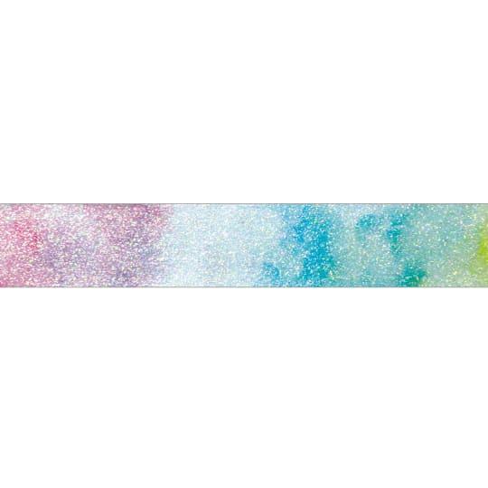 【マスキングテープ】<br /> グリッタグラデ SRB 15mm